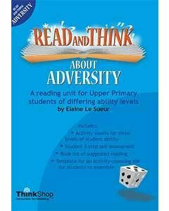 Read and Think About Adversity