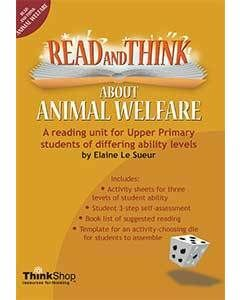 Read and Think About Animal Welfare
