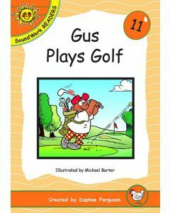 11. Gus Plays Golf