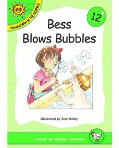 12. Bess Blows Bubbles