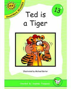 13. Ted is a Tiger