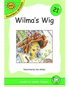 21. Wilma's Wig