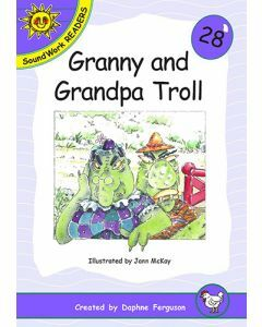 28. Granny and Grandpa Troll