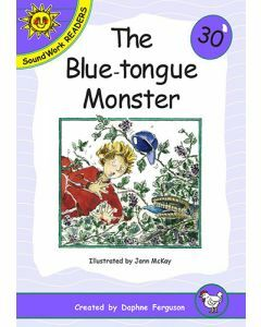 30. The Blue-tongue Monster