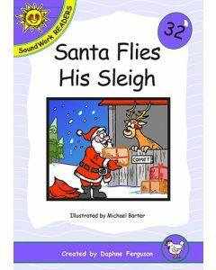 32. Santa Flies his Sleigh