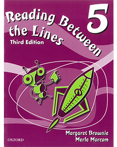 Reading Between the Lines Book 5 Third Edition
