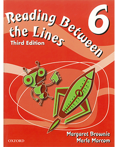 Reading Between the Lines Book 6 Third Edition