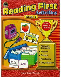 Reading First Activities Grade 2