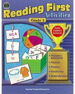 Reading First Activities Grade 3