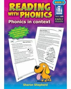 Reading with Phonics Book 2
