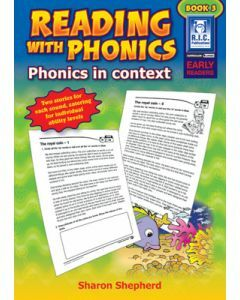 Reading with Phonics Book 3
