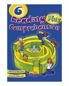 Reading Plus Comprehension Book 6