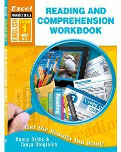 Excel Advanced Skills Workbooks: Reading and Comprehension Workbook Year 1