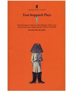 The Real Inspector Hound (Tom Stoppard Plays)