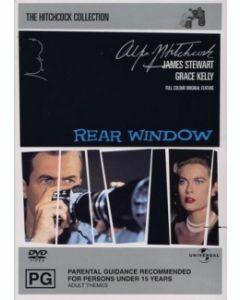 Rear Window - DVD