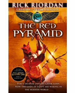 The Kane Chronicles #1: The Red Pyramid