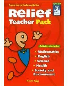Relief Teacher Pack - Lower