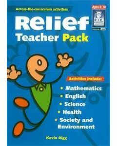 Relief Teacher Pack - Middle