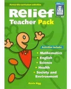 Relief Teacher Pack - Upper