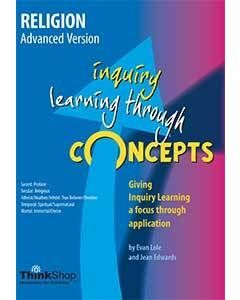 Religion Advanced Version (Yrs 6-12) - Inquiry Learning Through Concepts