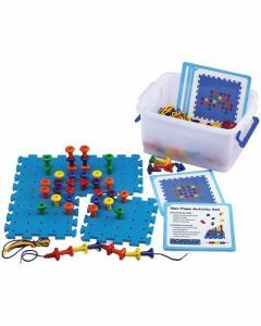 Geo Pegs Activity Set (Ages 3+)