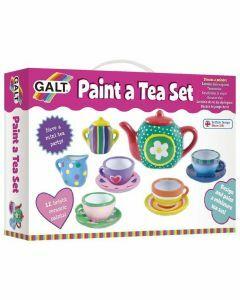 Paint a Tea Set (Ages 5+)