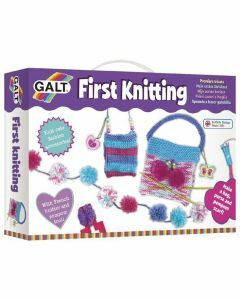 First Knitting (Ages 6+)