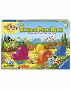 Snail's Pace Race (Ages 3+)