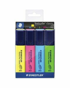 Staedtler Highlighters 4 Pack
