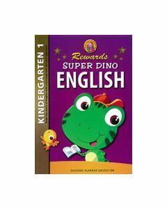 Rewards Super Dino: English Kindergarten 1