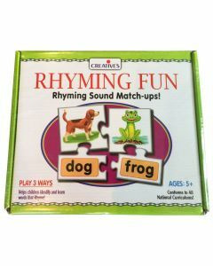 Rhyming Sound Match-Ups (ages 5+)