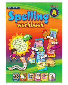 Spelling Workbook Book A