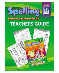 Spelling Workbook and Interactive CD Teachers Guide Book A