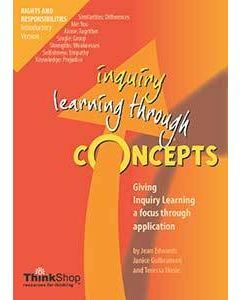 Rights and Responsibilities Introductory Version (Yrs 1-5) - Inquiry Learning Through Concepts