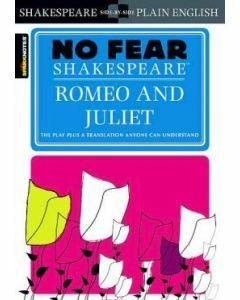 Romeo & Juliet: No Fear Shakespeare