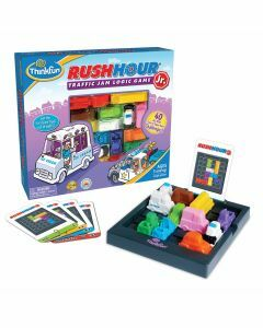 Rush Hour Jr. Traffic Jam Logic Game (Ages 5+)