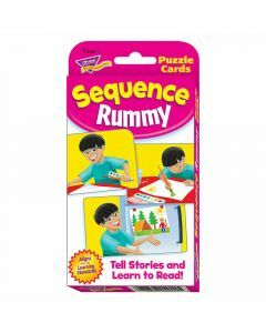 Sequence Rummy Puzzle Cards
