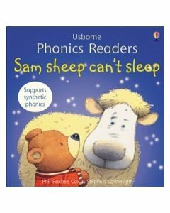 Sam Sheep Can't Sleep