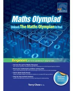 SAP Maths Olympiad Beginner Revised Edition