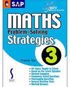 SAP Maths Problem-Solving Strategies Book 3