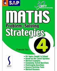 SAP Maths Problem-Solving Strategies Book 4