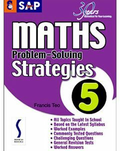 SAP Maths Problem-Solving Strategies Book 5