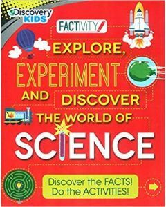 Explore, Experiment and Discover the World of Science