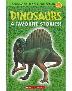 Scholastic Reader Collection Level 1: Dinosaurs