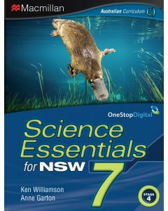 Science Essentials 7 NSW Edition: Print & Digital (Available to Order)