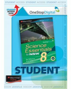 Science Essentials 8 NSW Edition: Digital (Available to Order)
