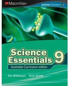Science Essentials 9 AC Edition: Print & Digital  (Available to Order)