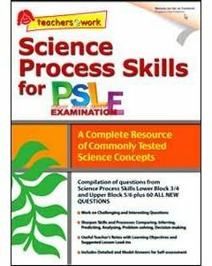 Science Process Skills for PSLE