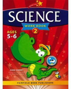 Rising Star Science Workbook 2 (Ages 5-6)