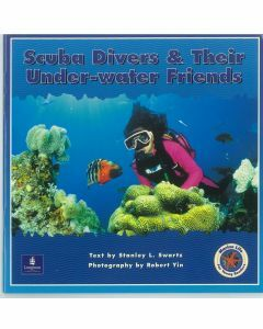 Marine Life : Scuba Divers & Their Under-water Friends